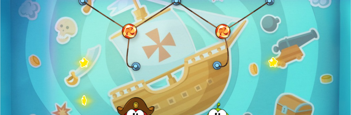 Jouer au jeu Cut the Rope : Time travel