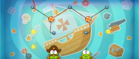 Jeu Cut the Rope : Time travel