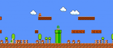 Jeu Full Screen Mario