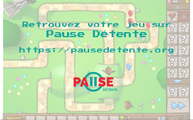 Jouer au jeu Bloons Tower Defense 5