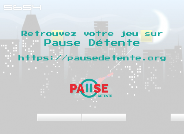 Spiderman Raid City sur Pause Détente