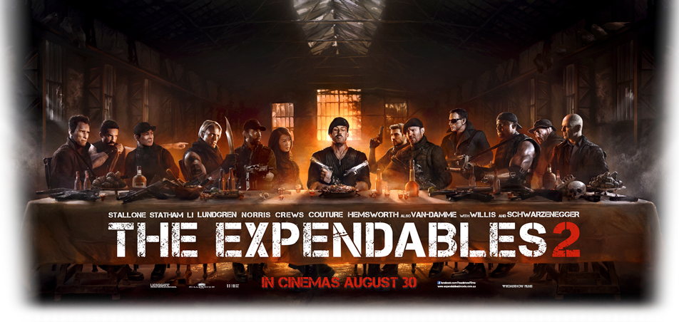 The Expendables 2 : Deplay and Destroy